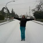 snow Vancouver